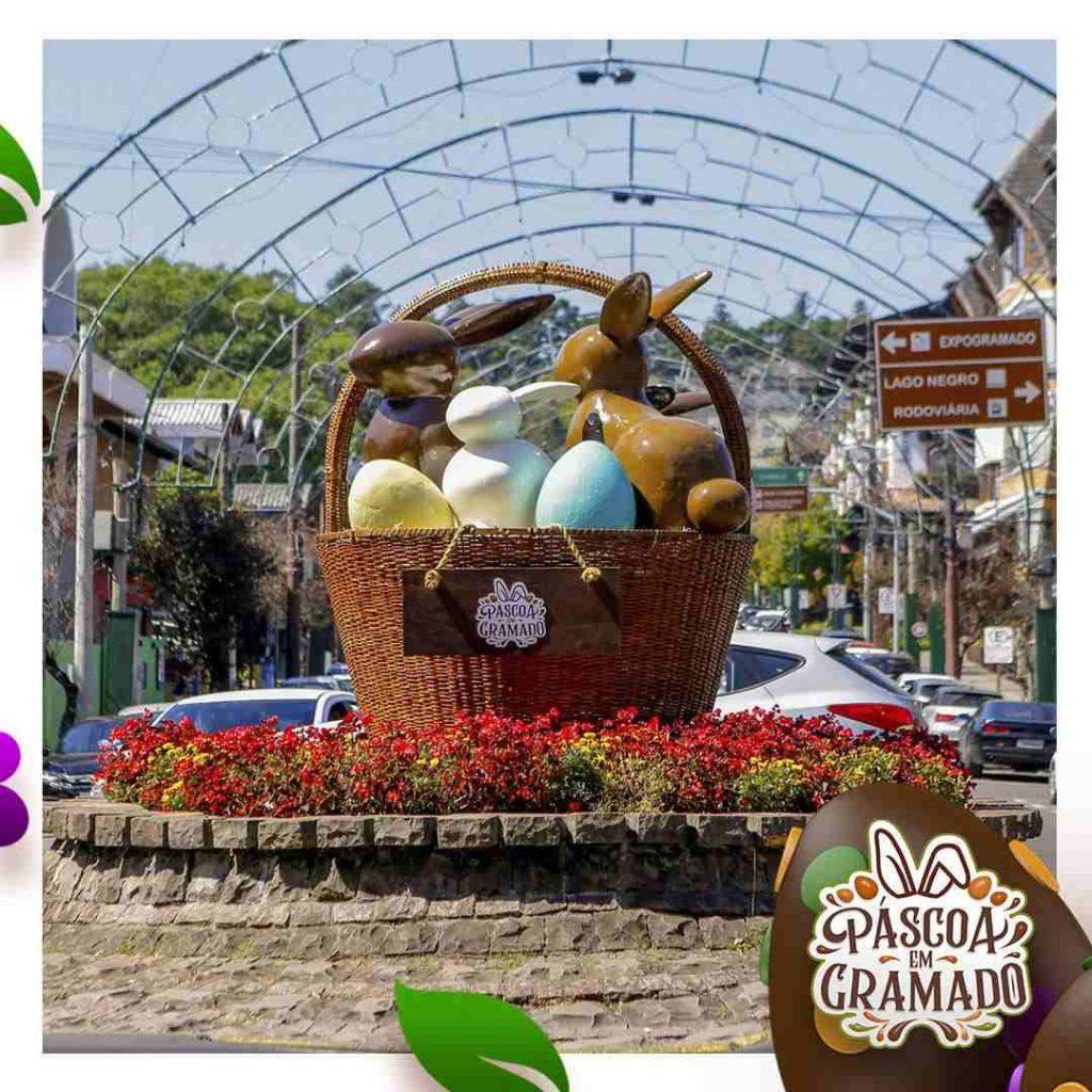 Páscoa em Gramado