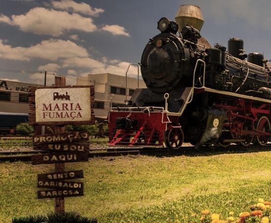 Como fazer o passeio de Maria Fumaça em Gramado?