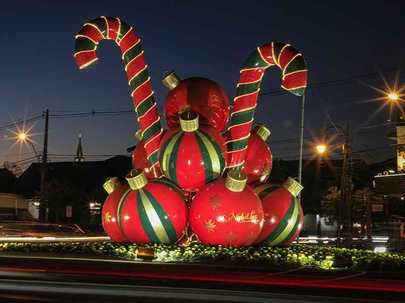 Atrações de Natal em Gramado 2021/2022