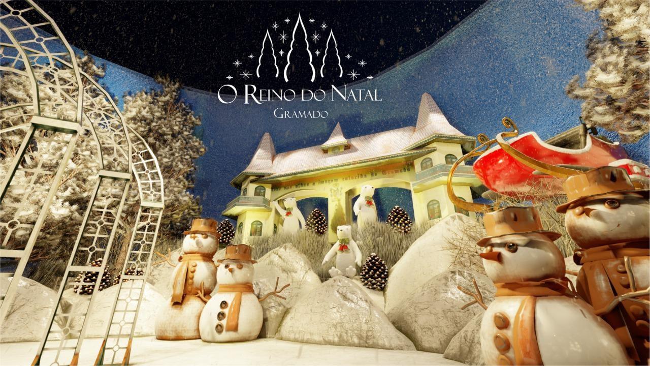 Reino do Natal em Gramado